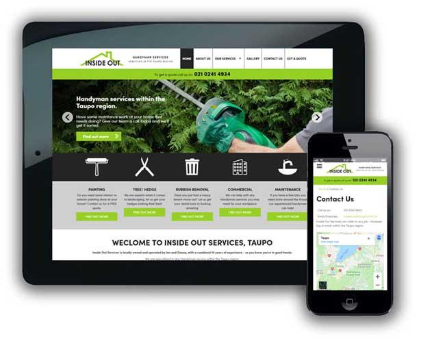 Handyman Services | Website Design | Nationwide