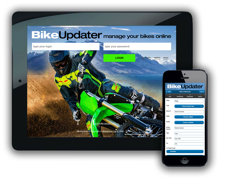Yamaha Dealer Websites